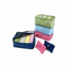 Customised Folding Colourful Portable Toiletry Bag Wash Bag