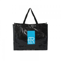 Laminated on PP Woven Shopping Bag