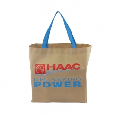Fashion UK Style Shopping Bag Nonwoven Bag