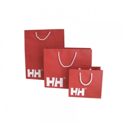 Custom Made Promotional Cheap Small Brown Kraft PaperBags, P
