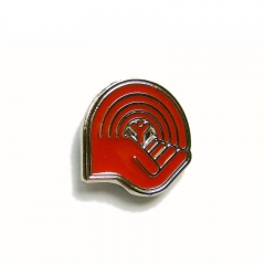 Special Significance Lapel Pin with Metal Emboss Best-Seller