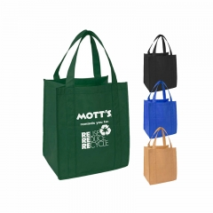 Promotional shopping bag nonwoven bag
