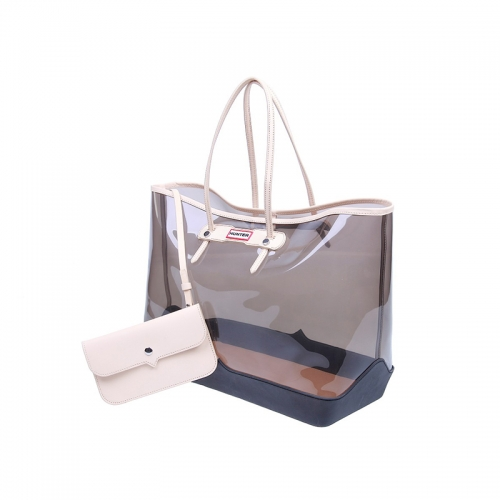 Eco Recycled Cheap Wholesale Custom Transparent Waterproof Clear PVC Cosmetic Bag