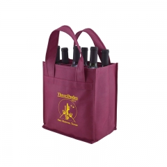 Multi-use shopping bag wine bag