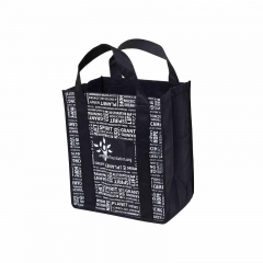 Big size promotional shopping bag nonwoven bag
