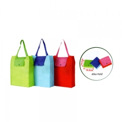 Multcolor promotional nonwoven tote bag