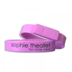 Difference Shape & Color Silicone Wristband for Sales in 201