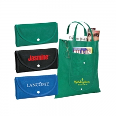 Various Fabric and Pattern Reusable Nonwoven Bag Promotion S