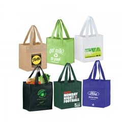 Various fabric and pattern nonwoven bag shopping bag