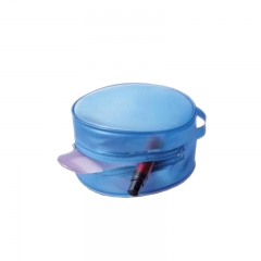 Waterproof Customer Colorful PVC with Handles PVC Shopping B