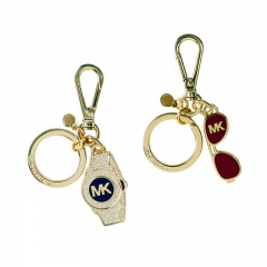 High quality promotional custom design shaped keychain
