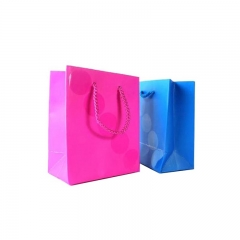 Custom Printed Paper Bag for Clothing Store, Custom Paper take out Bags