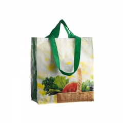 Laminated on PP Woven Tote Bag