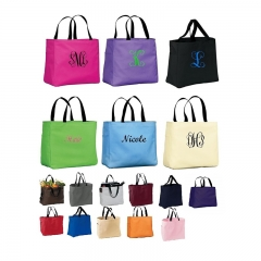 Hot Sell Promotion Wolesales High Qality Tote Bag