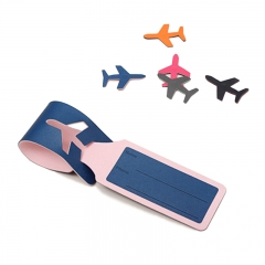 Multicolor Personality in PVC Luggage Tags Air-Liked