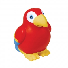 TOP Quality Wholesale Custom Parrot PU Stress Ball