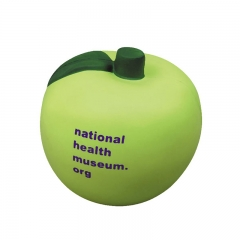 Wholesale Promotional  Green Apple PU Stress Ball Made in Ch