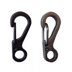 2016 China Wholesale Cheap Customized Metal Carabiner