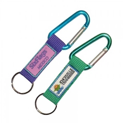 Whole Sale Customized High Quality Aluminium Metal Carabiner