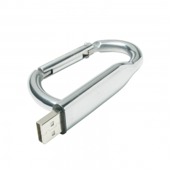 Hot Selling Sport Carabiner USB Flash Drive