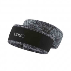 High Quality 100% Cotton Sports Safety Sweatband