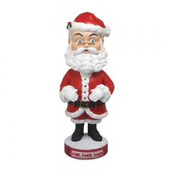 Customized Made Santa Clause Bobble Head