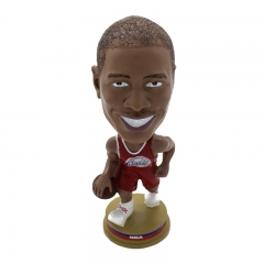 China Made Custom Resin  Bobblehead Player Bobble Head