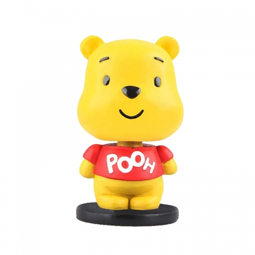 High Quality Custom Wholesales Pooh Bobble Head