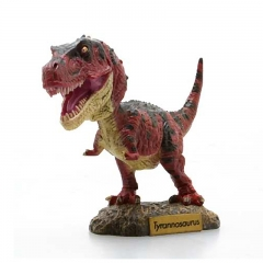 HOT SALES! Customized Made Resin Dinosaur Bobble Head