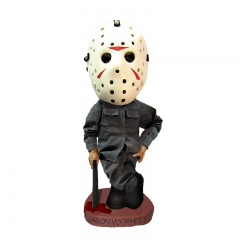 Whole Sale Customized Made Jason Voorhees Bobble Head