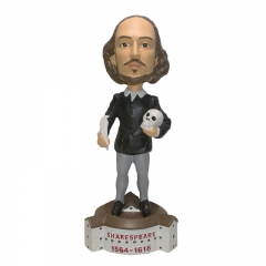 HOT SALES! Customized Made Resin Player Bobble Head