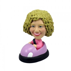 Customized Polyresin Bobble Head, Resin Bobblehead Gifts