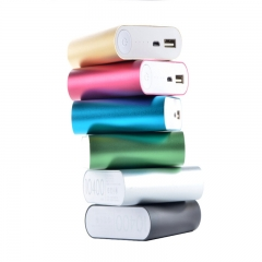 Double USB output wallet portable power bank 20000mah for sm