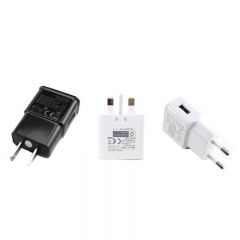 Micro usb wall charger / travel charger 5V 1A 2.1A for S4 S5