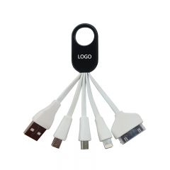 2016 Give-away Gift 5 in 1 USB Charging Cable