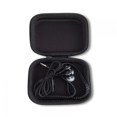 Best Selling Zipper Earbuds Travel Kits with Eva Case