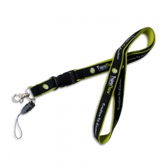 Keychain & Mobile Phone Lanyard with High Quality Safety Dou