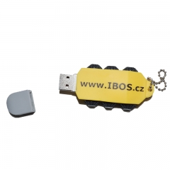 OEM Promotional Wooden USB Flash Drive