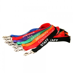 Promotional ID card lanyard custom lanyard