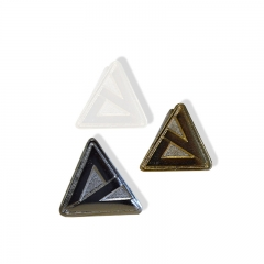 Custom triangle Label pin