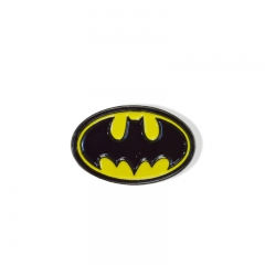 Promotional label pin,custom bat badge