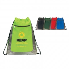 Factory price drawstring bag multi color customized drawstri