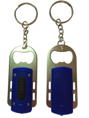 Hot Sell promotion keychain light LED keychain