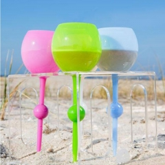 BPA free Floating Wine Glass free sample wine cup