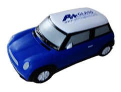 Promotional PU Stress Ball Car Shape Stress Ball