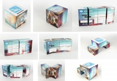 Wholesale Magic Cubes customized