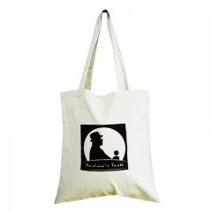 Eco friendly canvas bag shopping bag