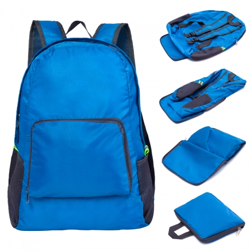 210D poliester foldable backpack from Sinoworld Winnie