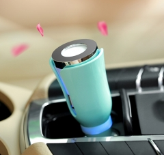 Hot Sale Car Aroma Charger Aromatherapy Essential Oil Diffuser Portable With USB Charger